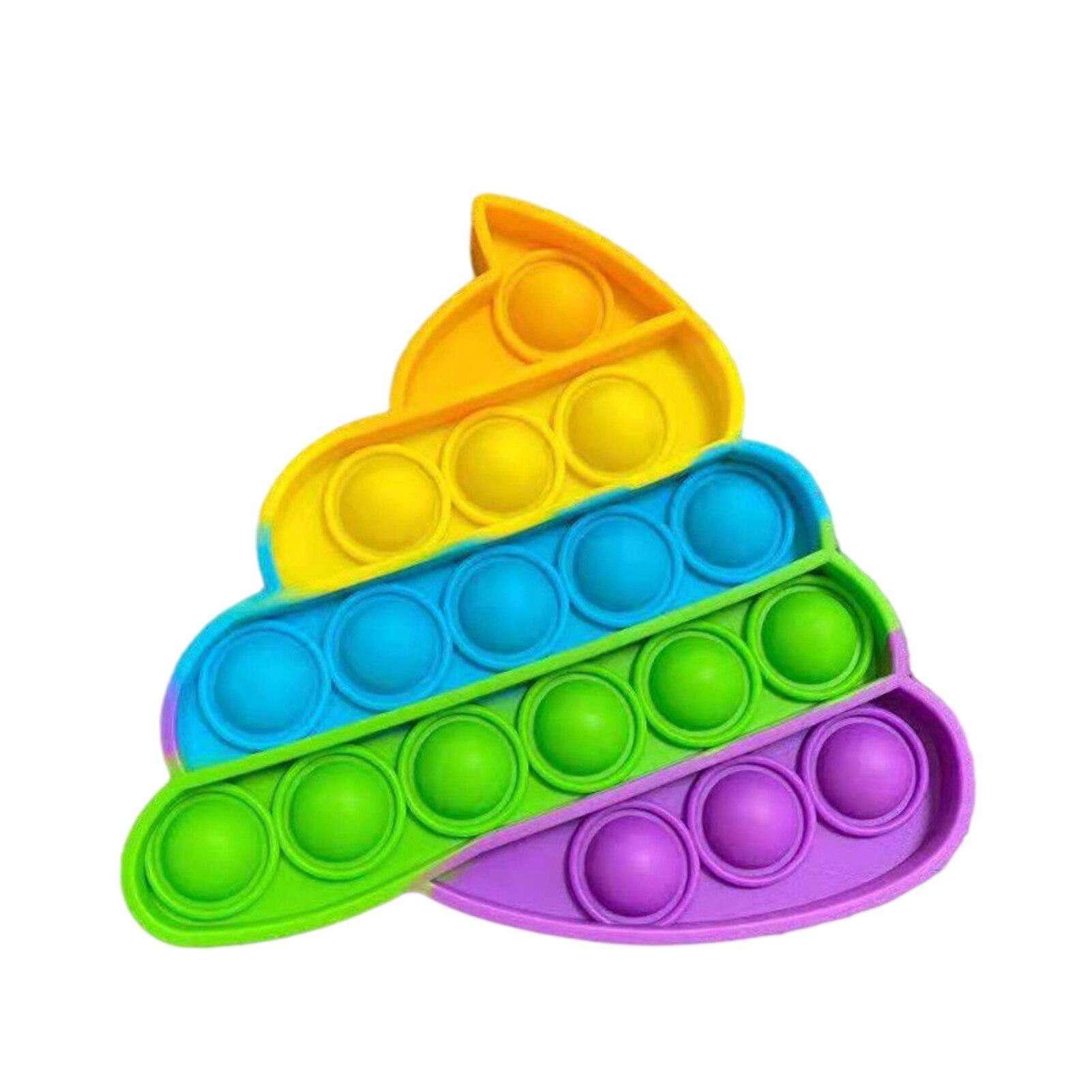 pop it ice cream board fidget toys 4247 - Wacky Track