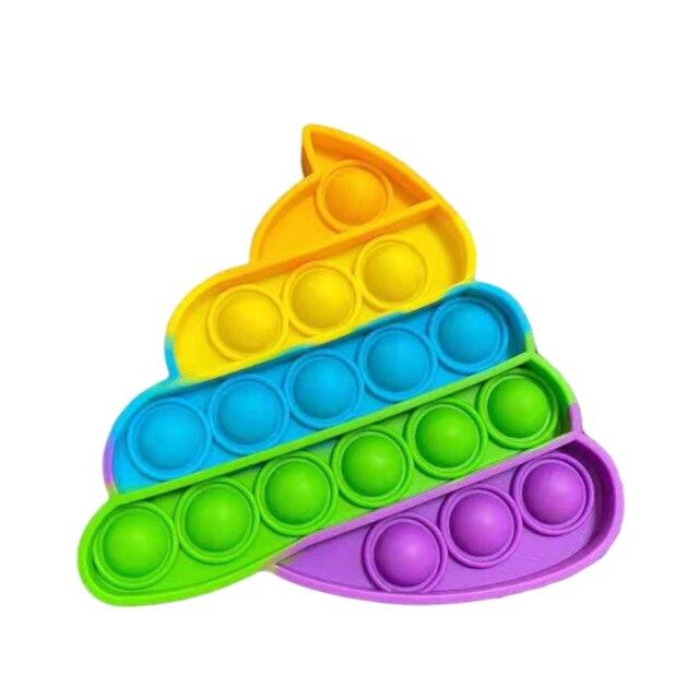 pop it ice cream board fidget toys 8814 - Wacky Track