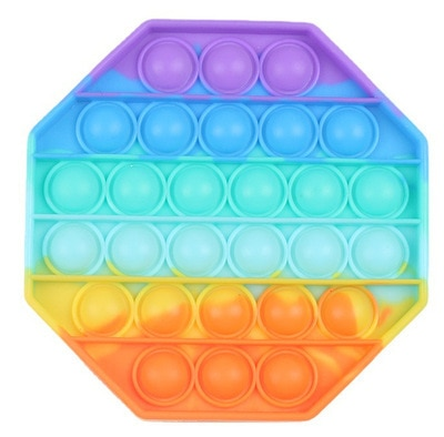 pop it jumbo bubble fidget toys 6987 - Wacky Track