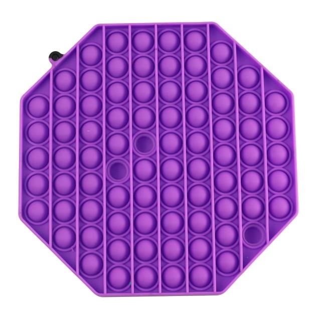 pop it jumbo polygon fidgets toys 3570 - Wacky Track