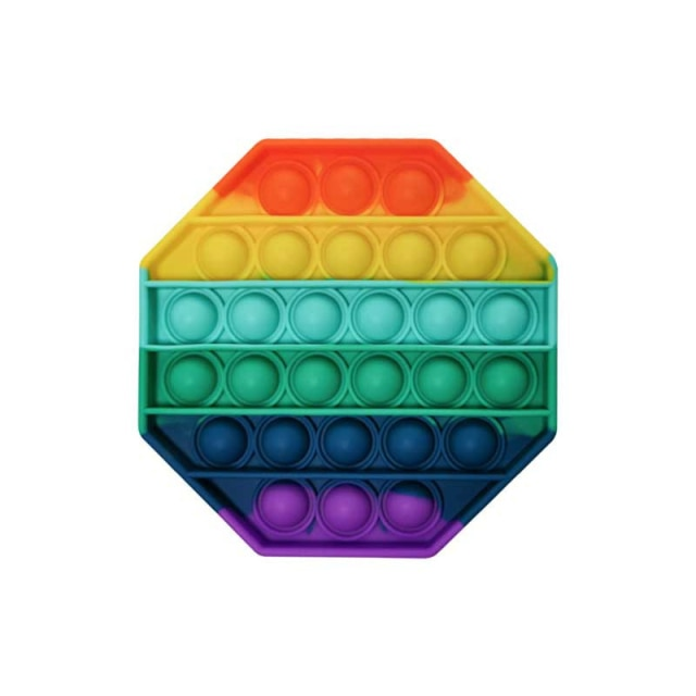 pop it jumbo polygon fidgets toys 5324 - Wacky Track