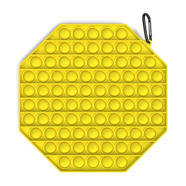pop it jumbo polygon fidgets toys 8045 - Wacky Track
