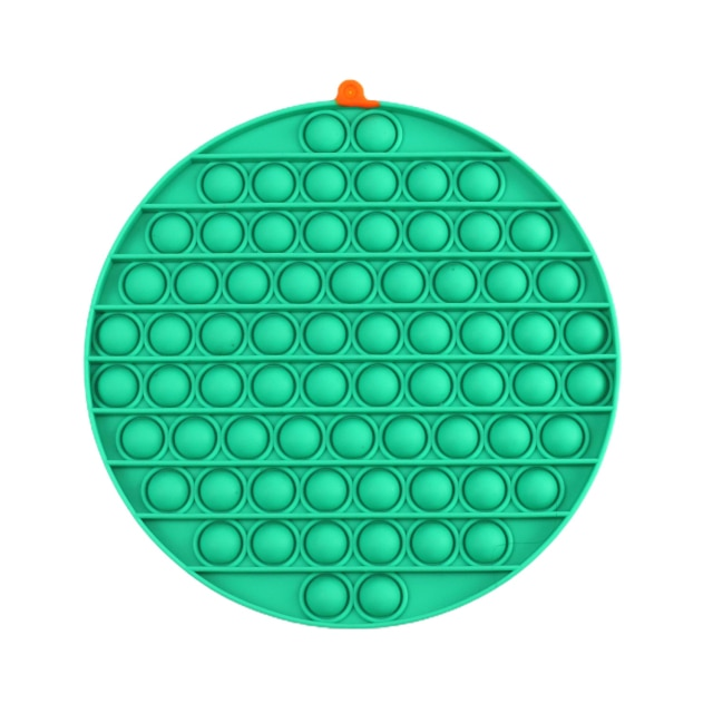 pop it jumbo round shape fidget toys 4251 - Wacky Track