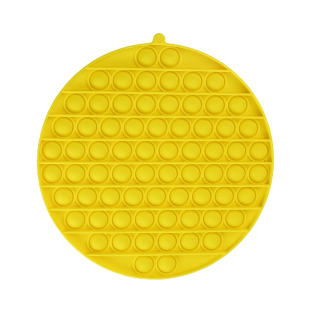 pop it jumbo round shape fidget toys 7035 - Wacky Track