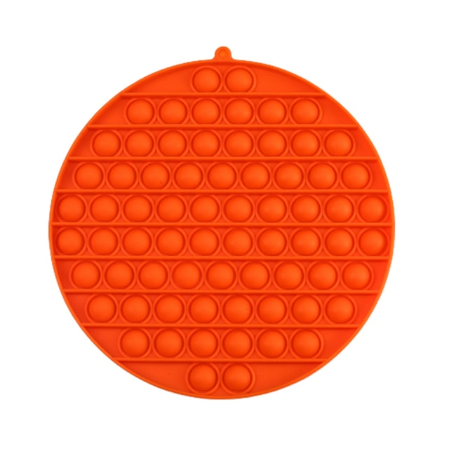 pop it jumbo round shape fidget toys 7805 - Wacky Track