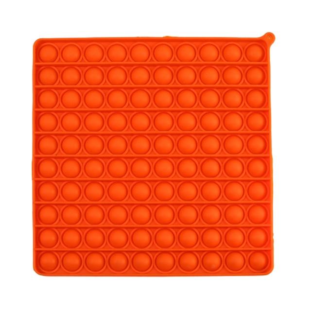 pop it jumbo square fidget toy 5310 - Wacky Track