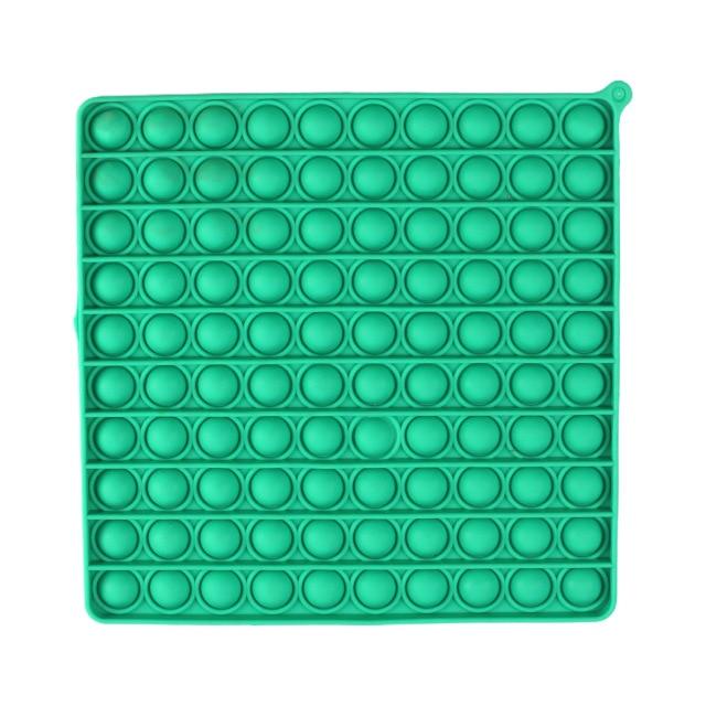 pop it jumbo square fidget toy 5481 - Wacky Track