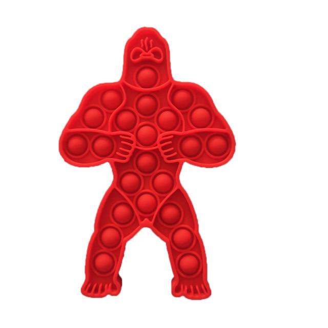 pop it king kong fidget toy 6024 - Wacky Track