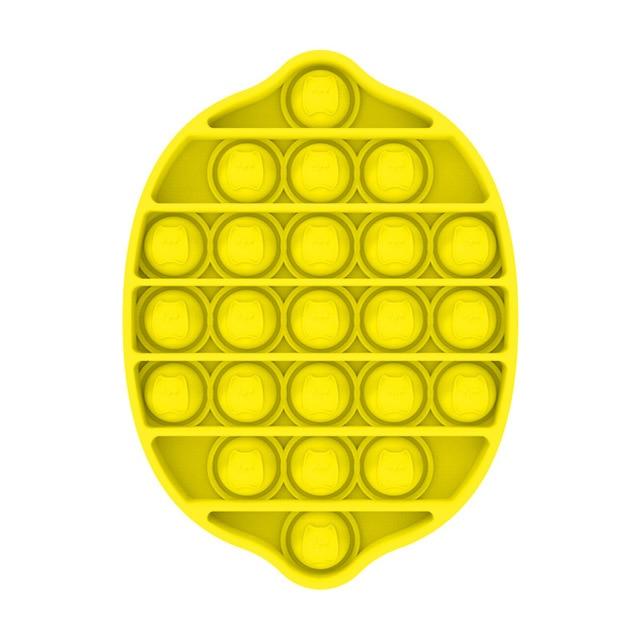 pop it mango fidget toys 2826 - Wacky Track