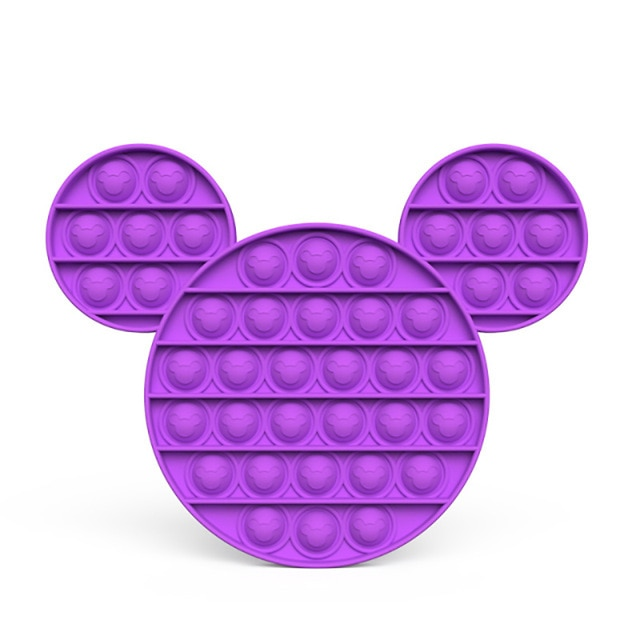 pop it mickey mouse anti stress fidget toy 1526 - Wacky Track