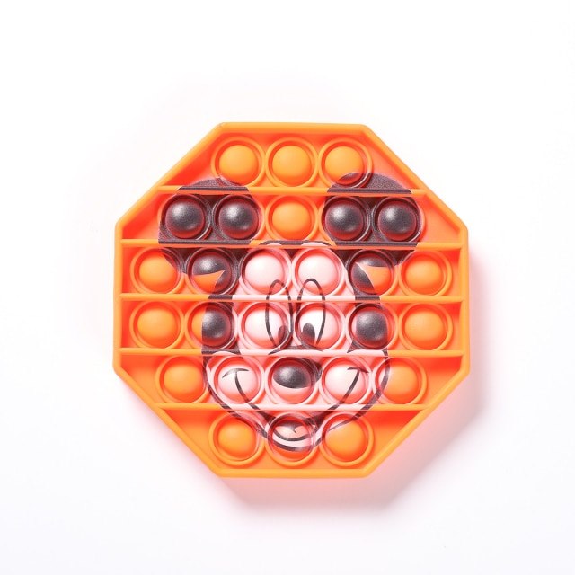 pop it mickey mouse character fidget toy 2534 - Wacky Track