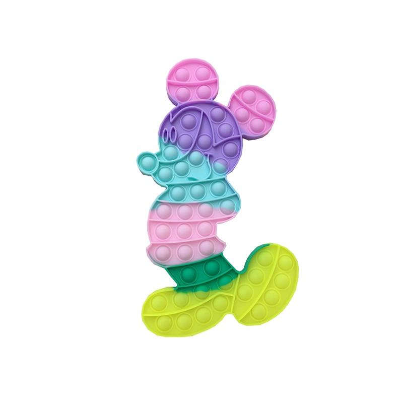 pop it mickey mouse fidget toy 5609 - Wacky Track