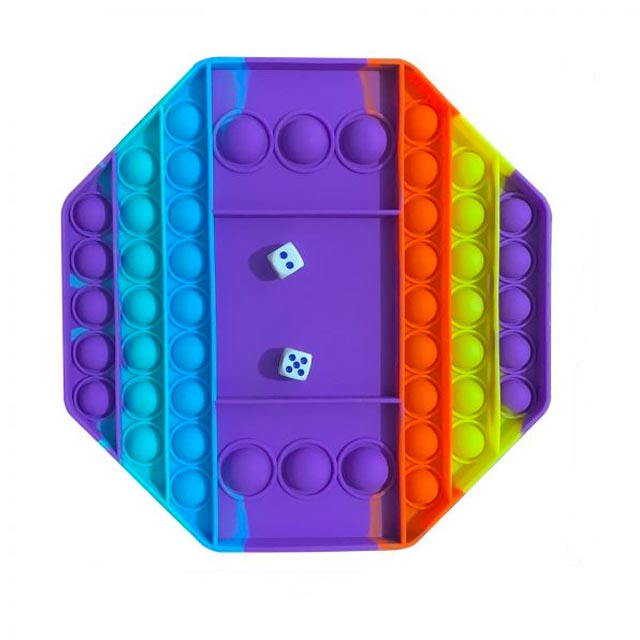 pop it octagon fidget toy 4321 - Wacky Track