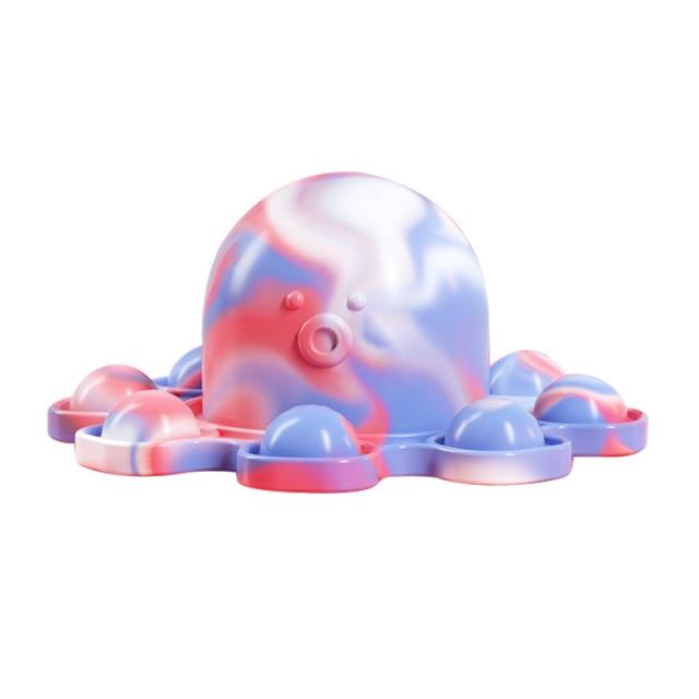 pop it octopus fidget toy 2574 - Wacky Track