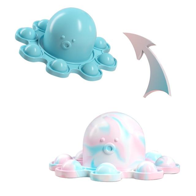pop it octopus fidget toy 3684 - Wacky Track