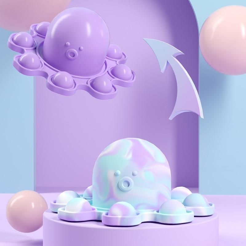 pop it octopus fidget toy 6569 - Wacky Track