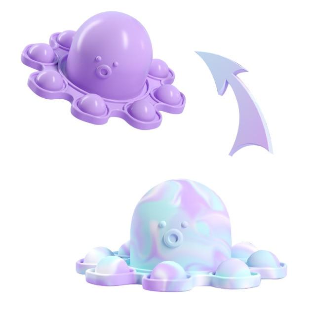 pop it octopus fidget toy 7355 - Wacky Track