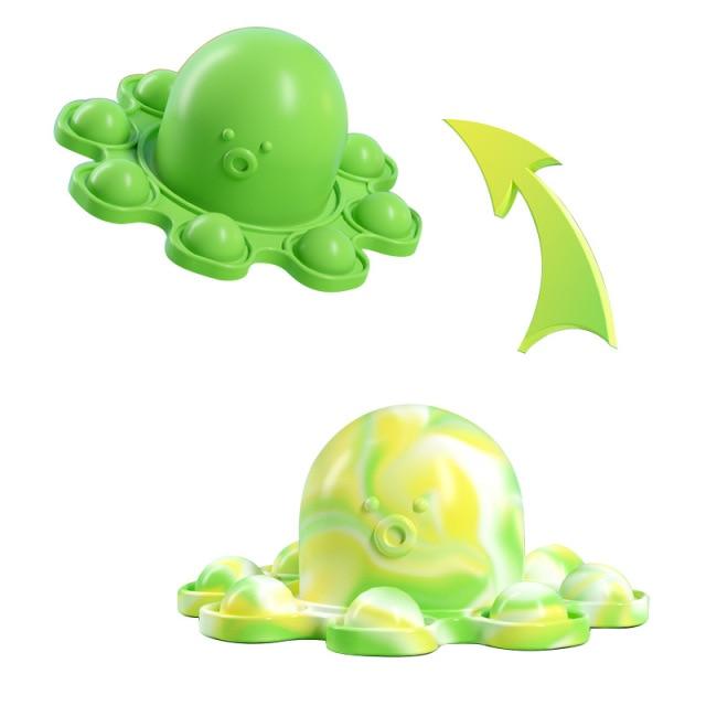 pop it octopus fidget toy 8340 - Wacky Track