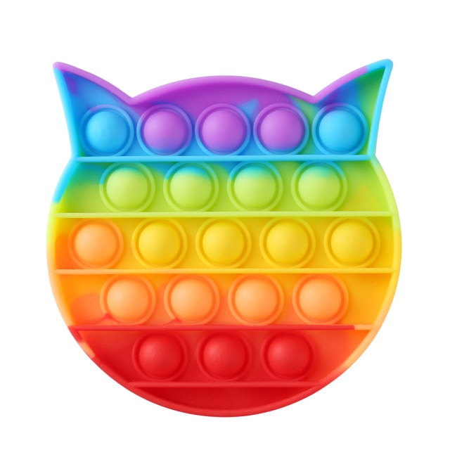 pop it owl fidget toys 8141 - Wacky Track