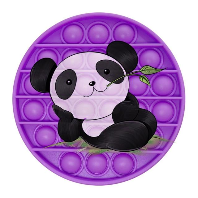 pop it panda image fidget toy 1495 - Wacky Track