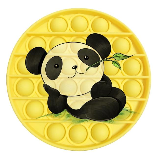 pop it panda image fidget toy 3227 - Wacky Track