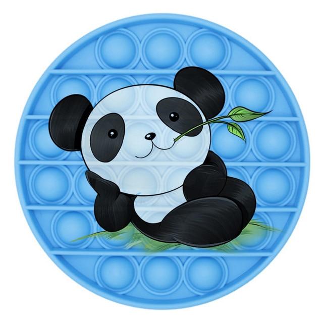 pop it panda image fidget toy 5754 - Wacky Track