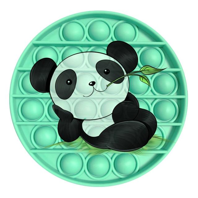 pop it panda image fidget toy 7956 - Wacky Track
