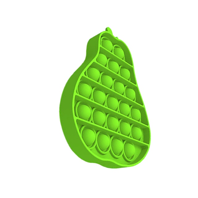 pop it pear for stress relief fidget toys 7027 - Wacky Track