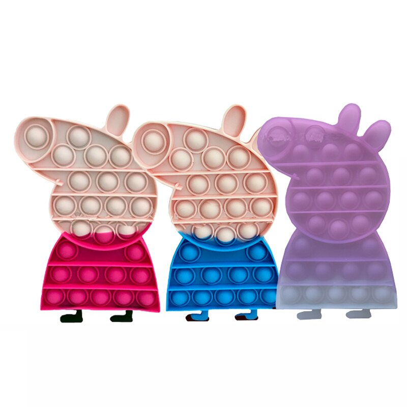 pop it peppa pig fidget toy 1761 - Wacky Track