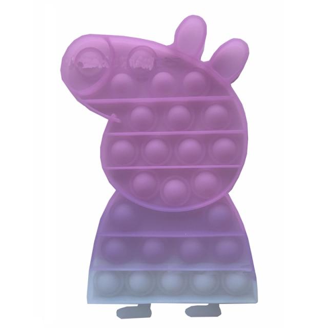 pop it peppa pig fidget toy 3328 - Wacky Track