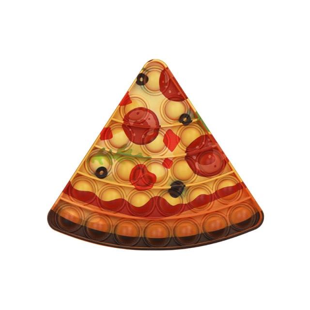 pop it pizza fidget toy 4976 - Wacky Track