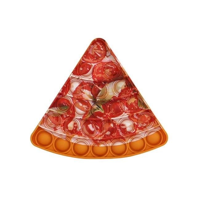 pop it pizza fidget toy 7198 - Wacky Track