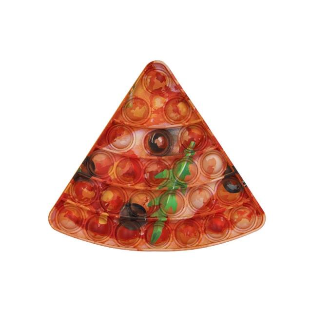 pop it pizza fidget toy 8769 - Wacky Track