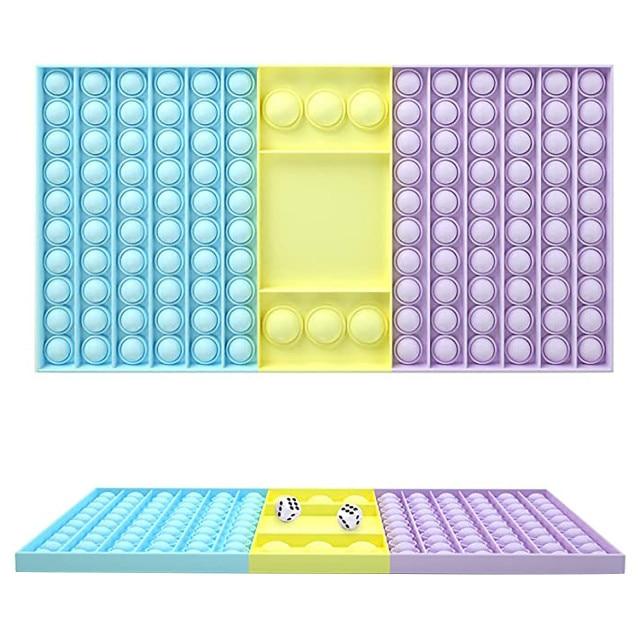 pop it rectangle fidget toy 1559 - Wacky Track
