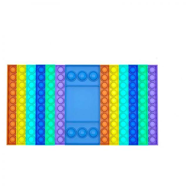 pop it rectangle fidget toy 1967 - Wacky Track