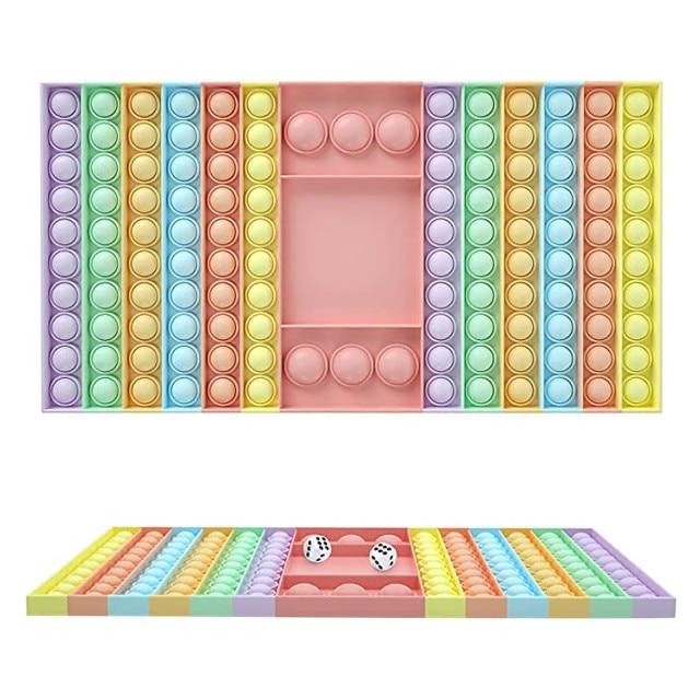 pop it rectangle fidget toy 2413 - Wacky Track