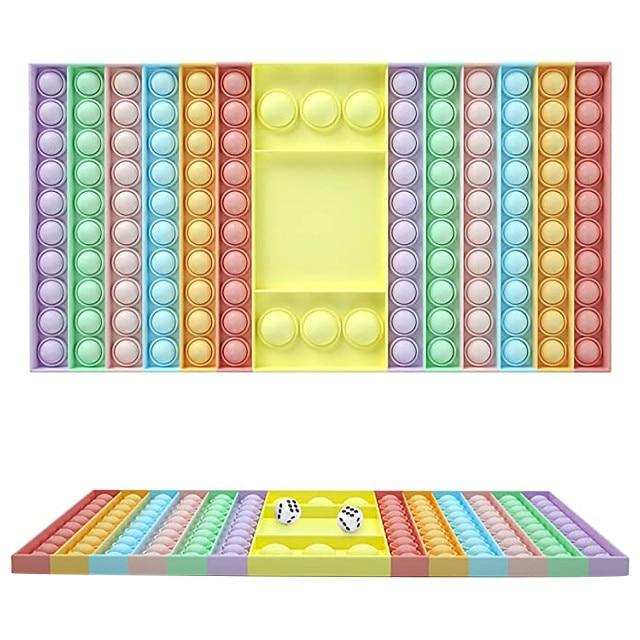 pop it rectangle fidget toy 5125 - Wacky Track