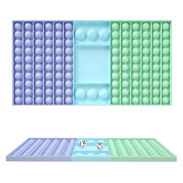 pop it rectangle fidget toy 7033 - Wacky Track