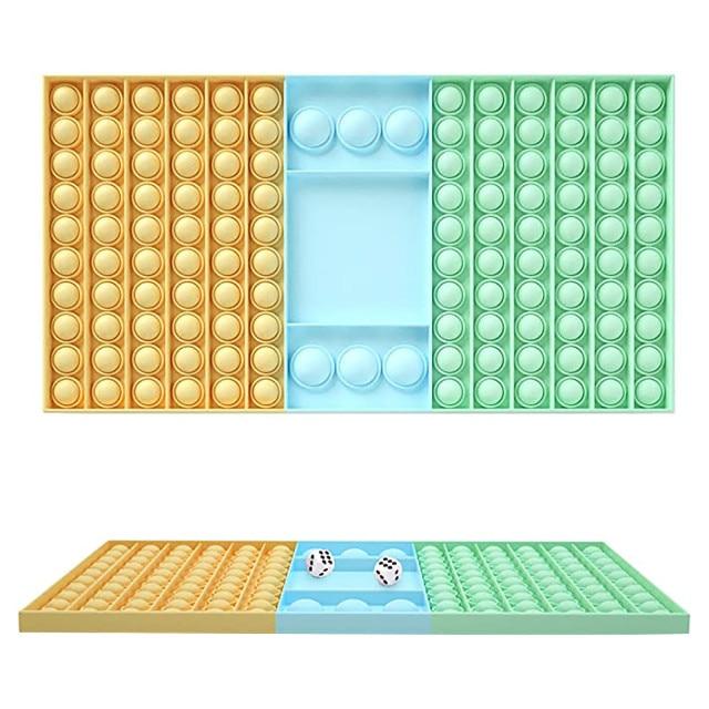 pop it rectangle fidget toy 8490 - Wacky Track