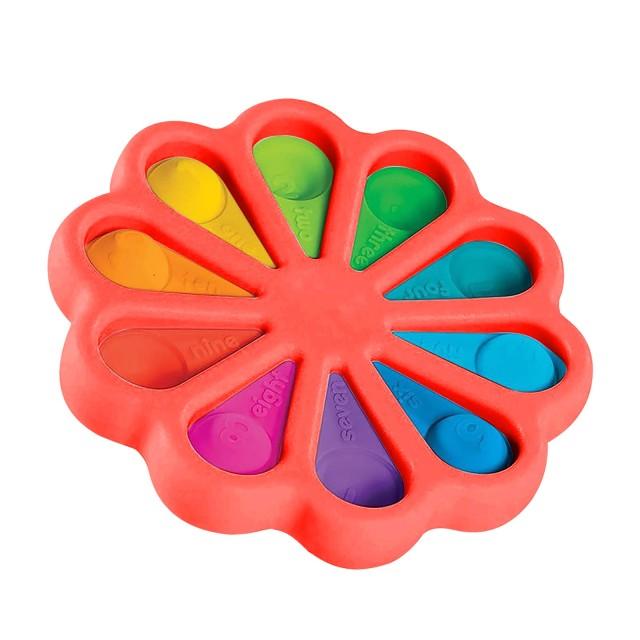 pop it round fidget toy 5915 - Wacky Track