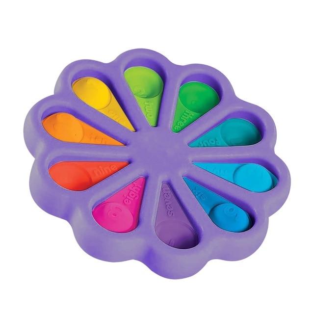 pop it round fidget toy 6178 - Wacky Track