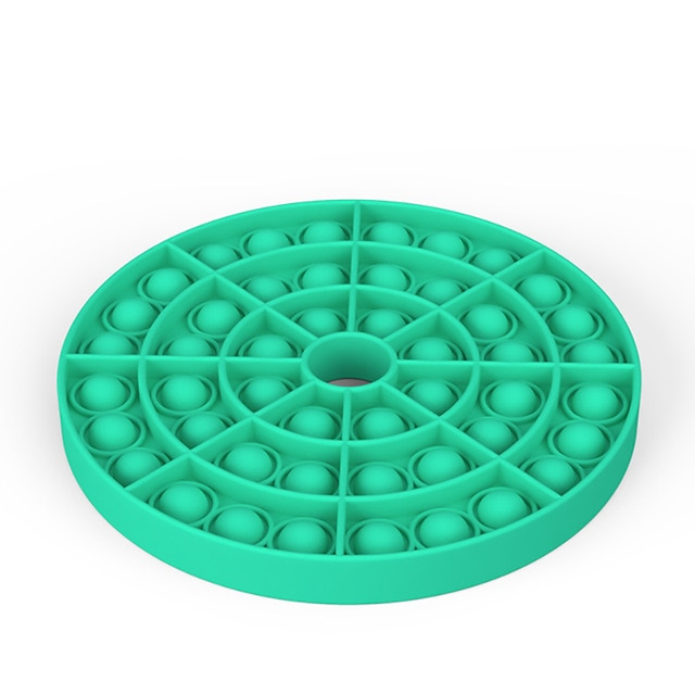 pop it round shape fidget toys 4753 - Wacky Track
