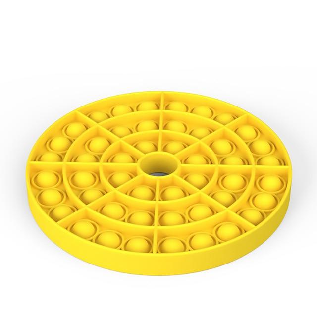 pop it round shape fidget toys 5064 - Wacky Track
