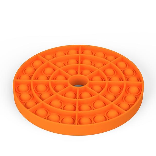pop it round shape fidget toys 8267 - Wacky Track