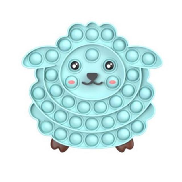 pop it sheep fidget toy 8577 - Wacky Track