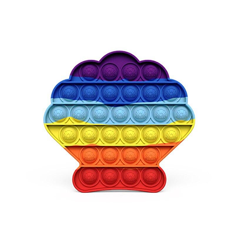 pop it shell fidget toy 1539 - Wacky Track