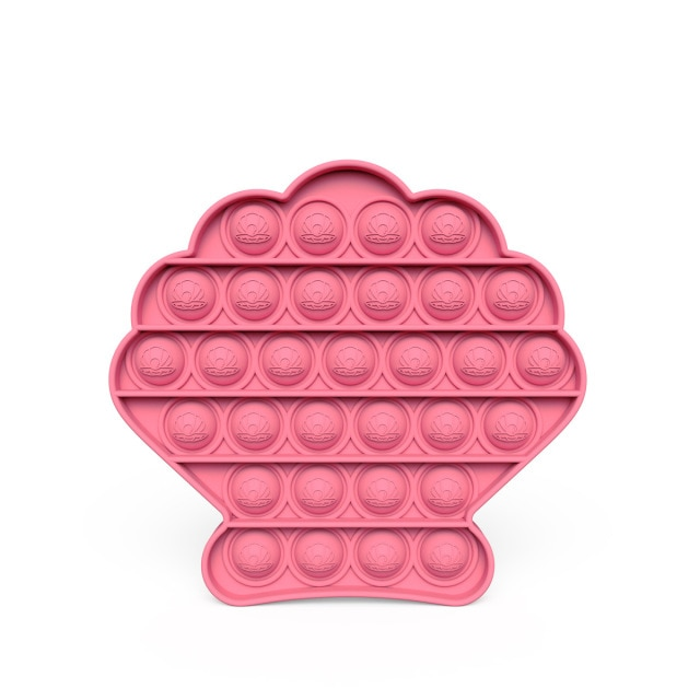 pop it shell fidget toy 2352 - Wacky Track