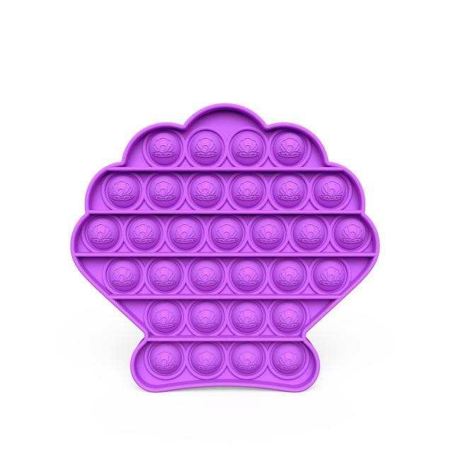 pop it shell fidget toy 5746 - Wacky Track