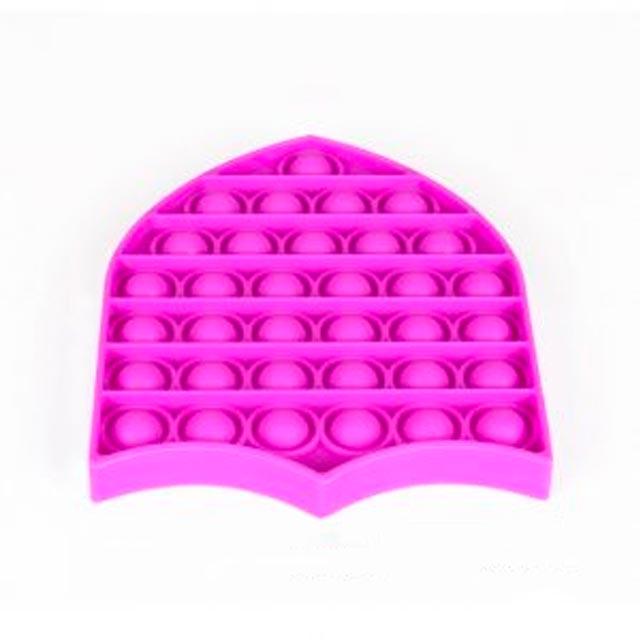pop it shield fidget toy 6260 - Wacky Track
