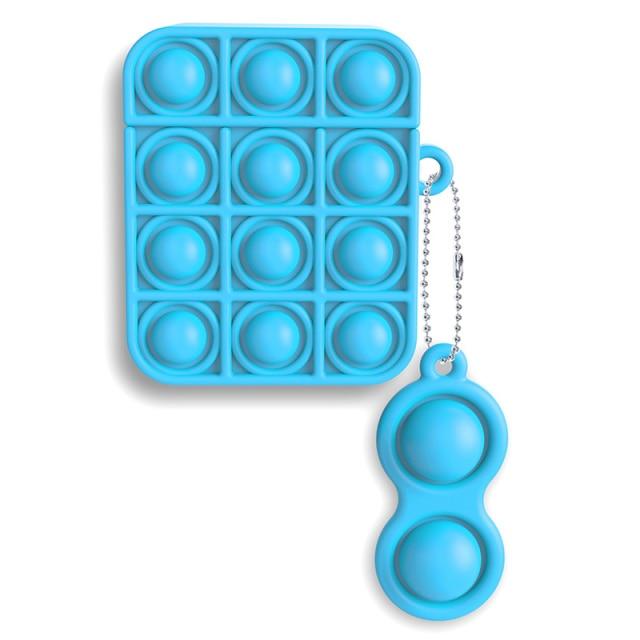 pop it silicone earpods case fidget toy 8363 - Wacky Track